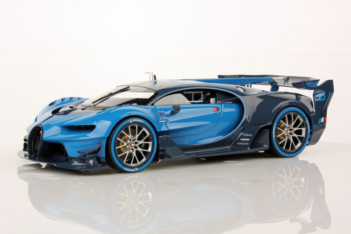 Bugatti Vision Gt 1 18 Mr Collection Models