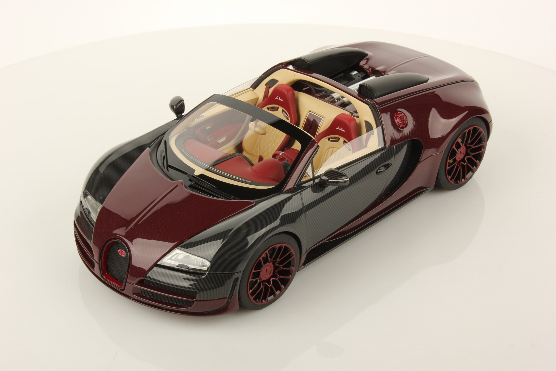 bugatti veyron 16 4 grand sport vitesse la finale 1 18. Black Bedroom Furniture Sets. Home Design Ideas