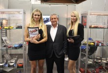 Egidio Reali Nuremberg Toy Fair