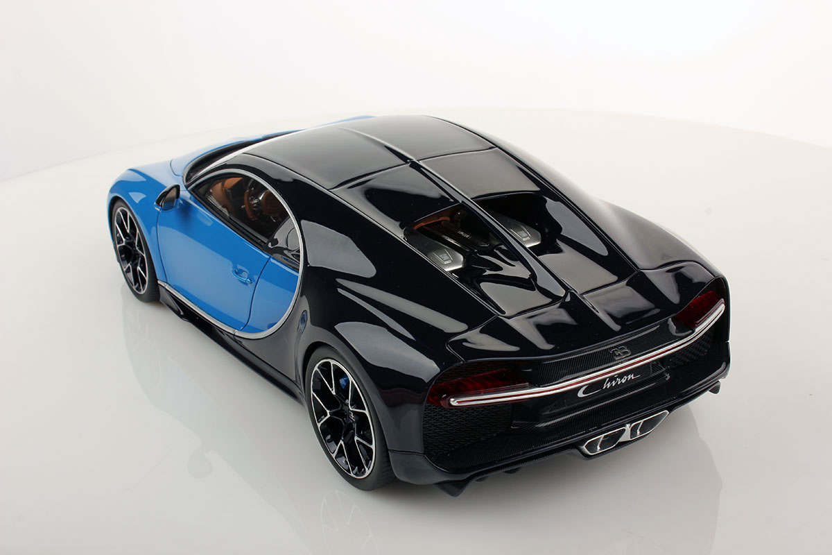bugatti chiron 1:18 | mr collection models
