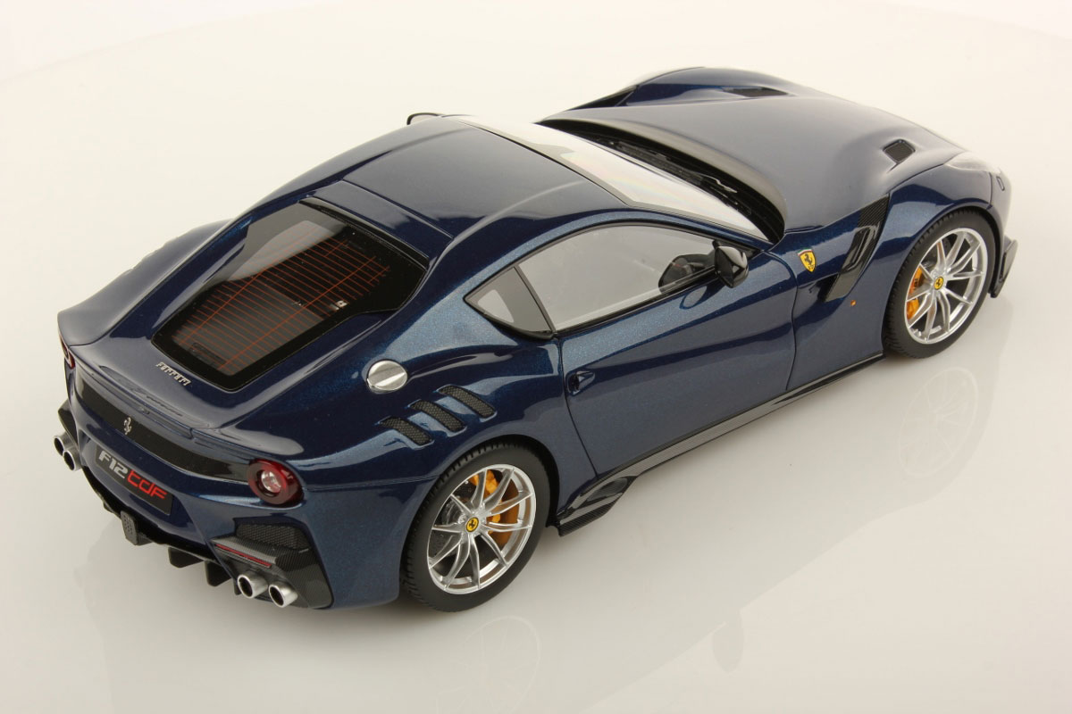 Ferrari F12 Tdf 1 18 Mr Collection Models