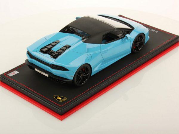 Lamborghini Huracan Spyder soft