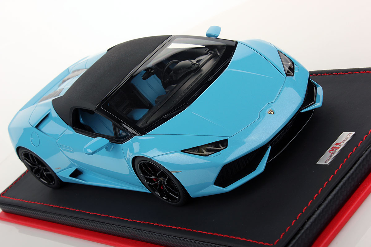 Lamborghini soft top