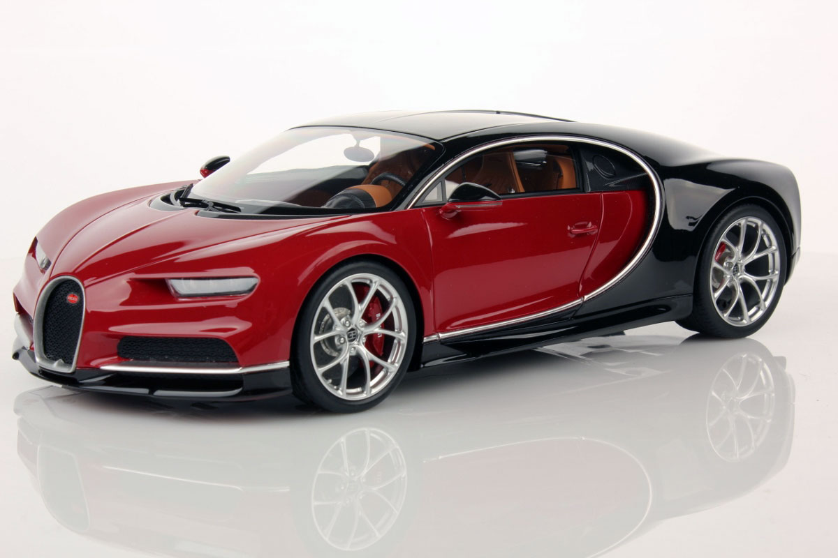 bugatti chiron 1 18 mr collection models. Black Bedroom Furniture Sets. Home Design Ideas