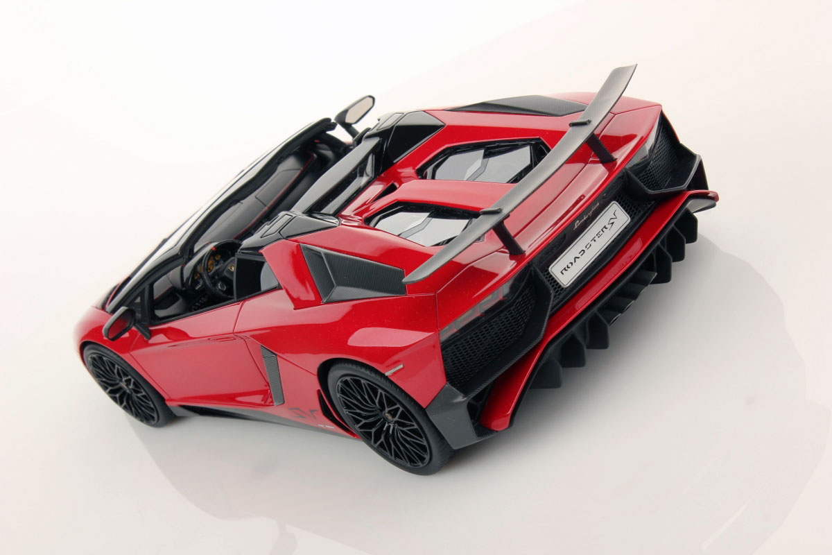 lamborghini aventador lp750 4 roadster lambo021b 4 mr collection models. Black Bedroom Furniture Sets. Home Design Ideas