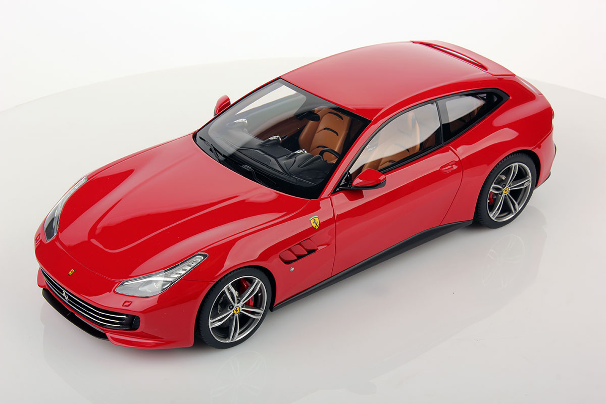 ferrari gtc4 lusso 1 18 mr collection models. Black Bedroom Furniture Sets. Home Design Ideas