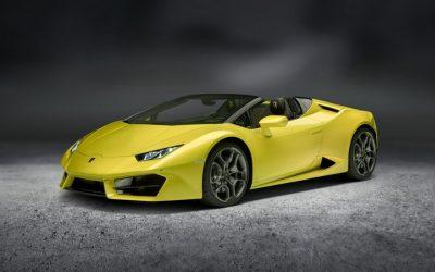 Lamborghini Huracan 580-2 RWD Spyder