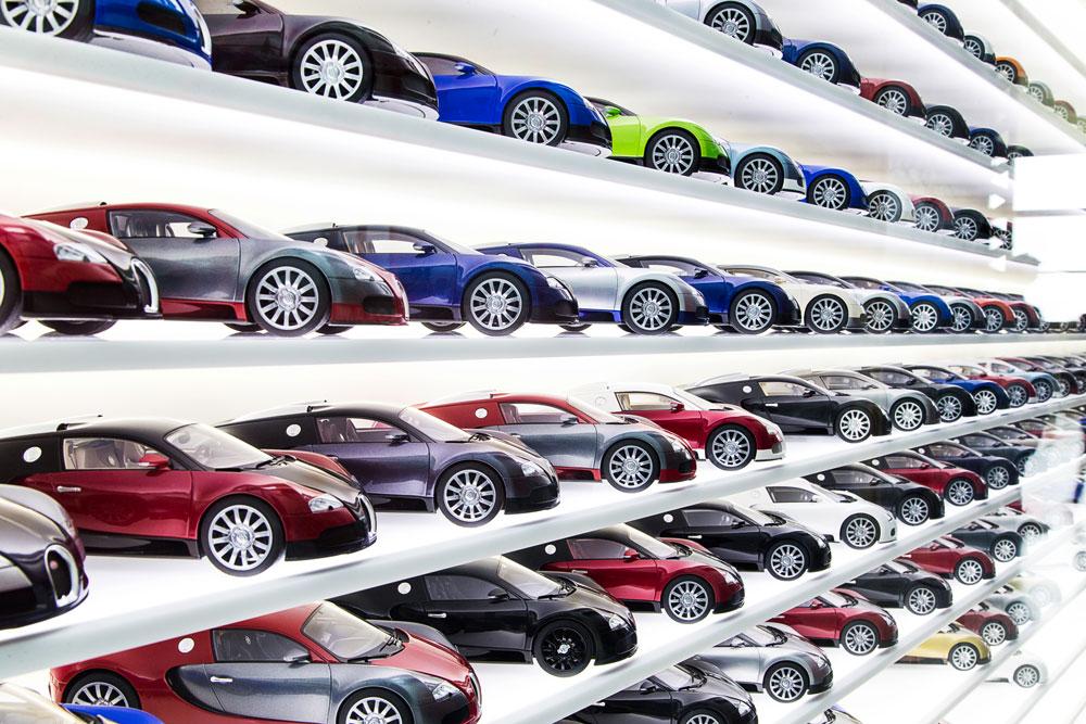 Bugatti Wall