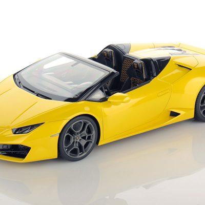 Lamborghini Huracan 580-2 1:18