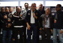 Egidio Reali Lamborghini Super Trofeo 2016 Stefano Domenicali