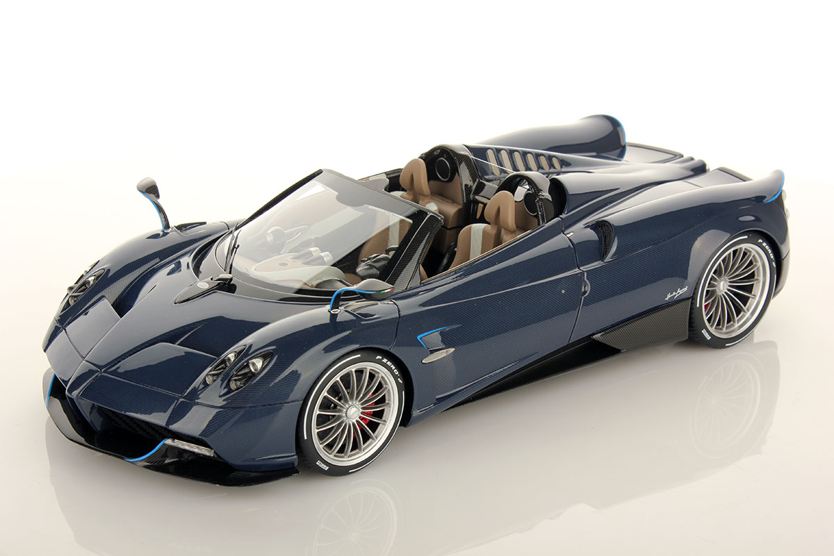 pagani huayra roadster 1 18 mr collection models. Black Bedroom Furniture Sets. Home Design Ideas