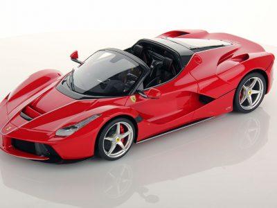 Ferrari LaFerrari Aperta 1:18