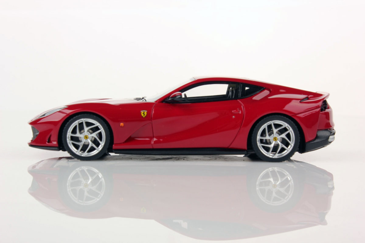 Ferrari 812 Superfast We Will Realize The Official Model