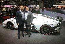 Egidio Reali Geneva Motor Show Italdesign Zerouno Filippo Perini