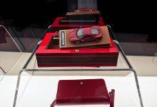 Egidio Reali Geneva Motor Show Ferrari