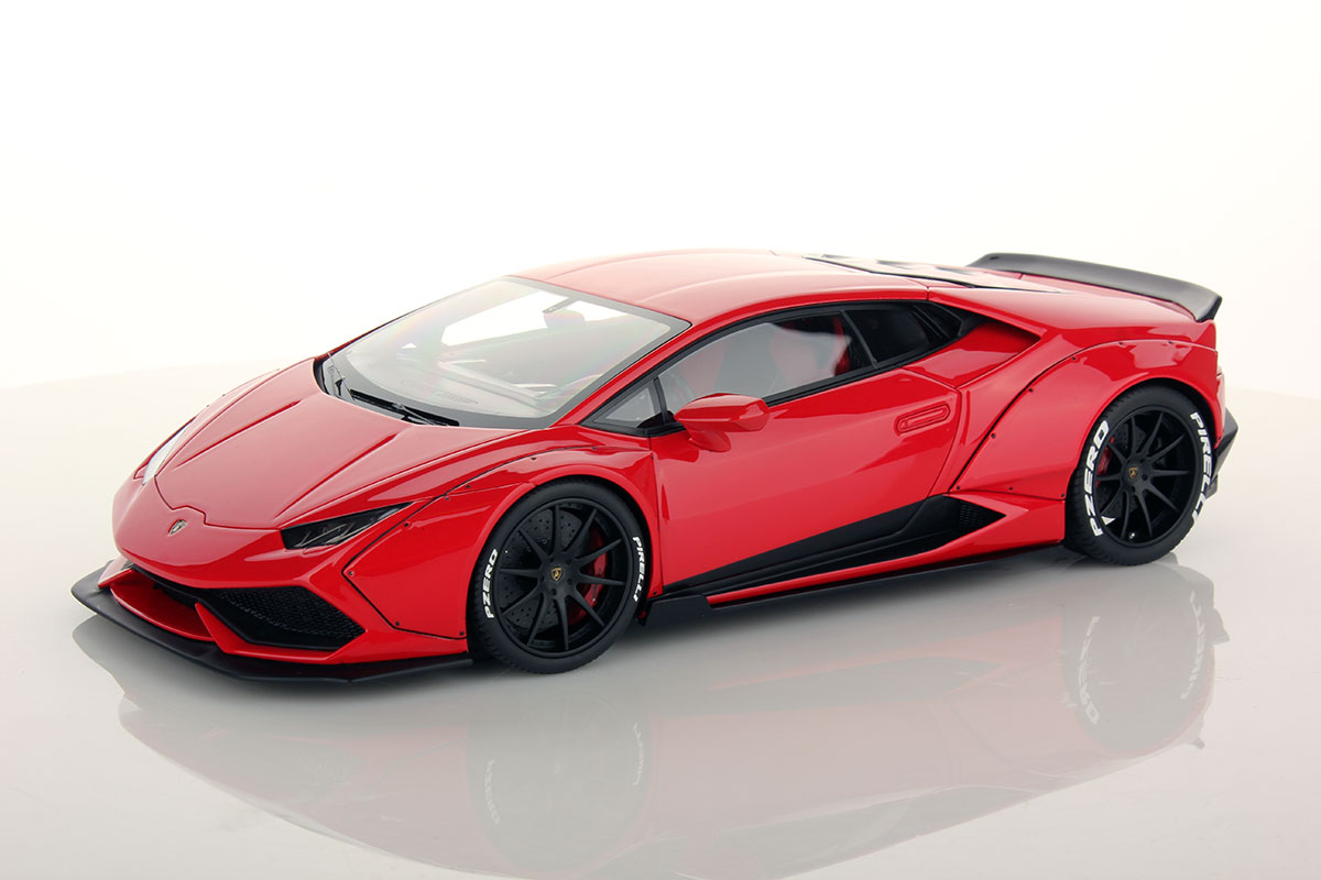 Lamborghini Huracan Aftermarket 1 18 Mr Collection Models