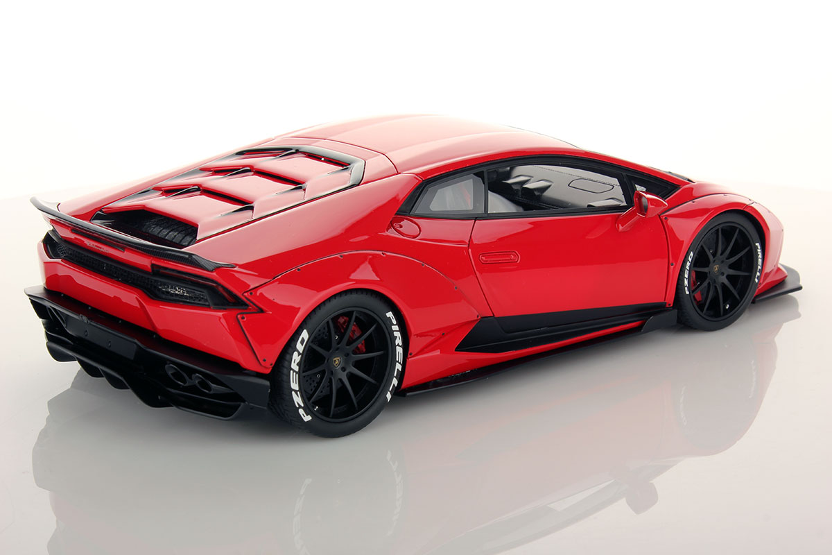lamborghini huracan aftermarket 1 18 mr collection models. Black Bedroom Furniture Sets. Home Design Ideas