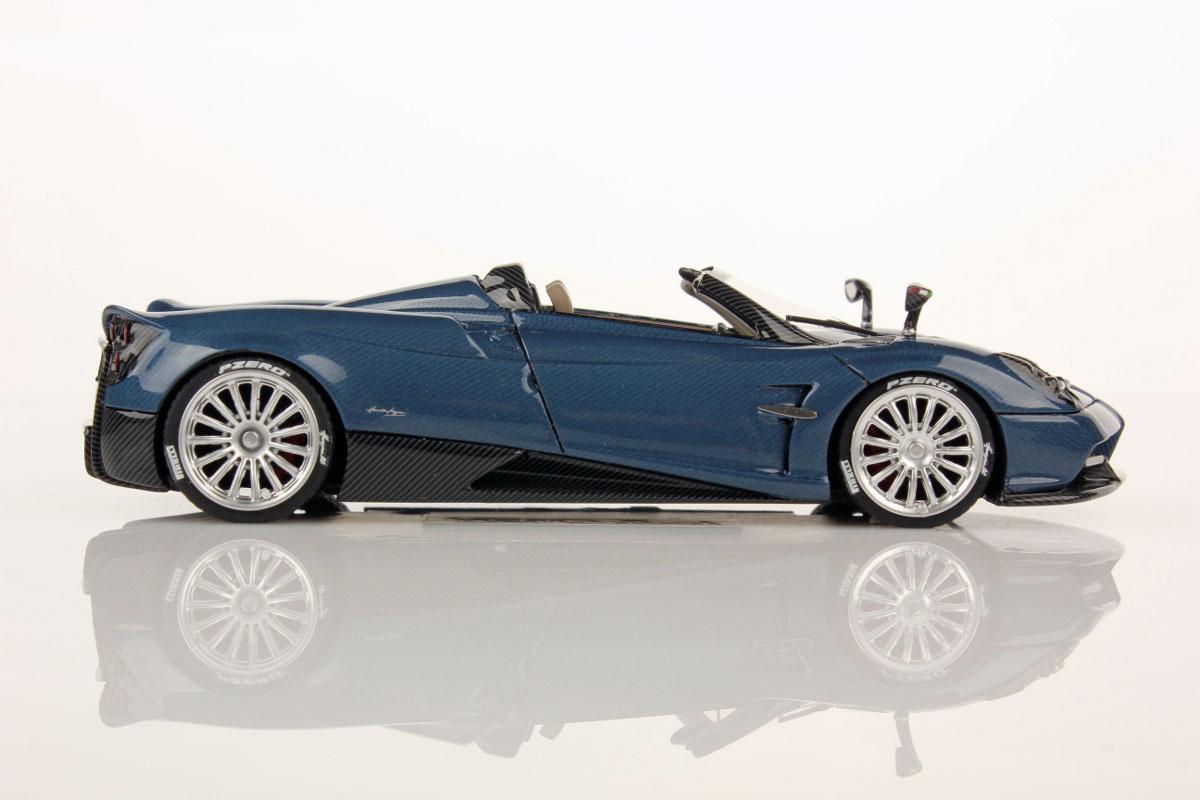 DS pagani huayra roadster : Pagani Huayra Roadster 1:43 | MR Collection Models