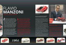 Egidio Reali Ferrari 70 Anniversary History Flavio Manzoni