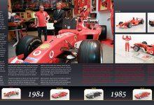 Egidio Reali Ferrari 70 Anniversary History Japan Okamoto