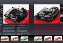 Egidio Reali Ferrari 70 Anniversary History Japan Kawasaki