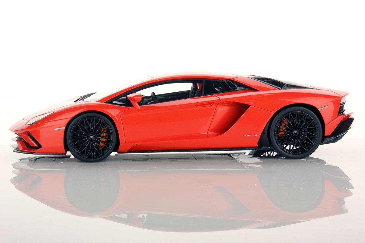 Lamborghini Aventador S 1 18 Mr Collection Models