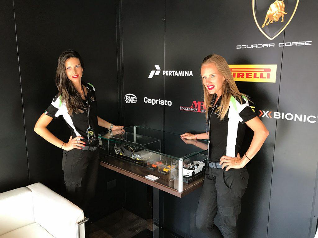 Egidio Reali Paul Ricard Super Trofeo
