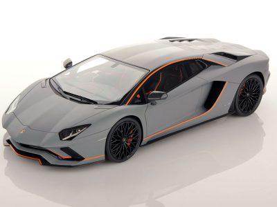 Lamborghini Aventador S Ad Personam 1:18