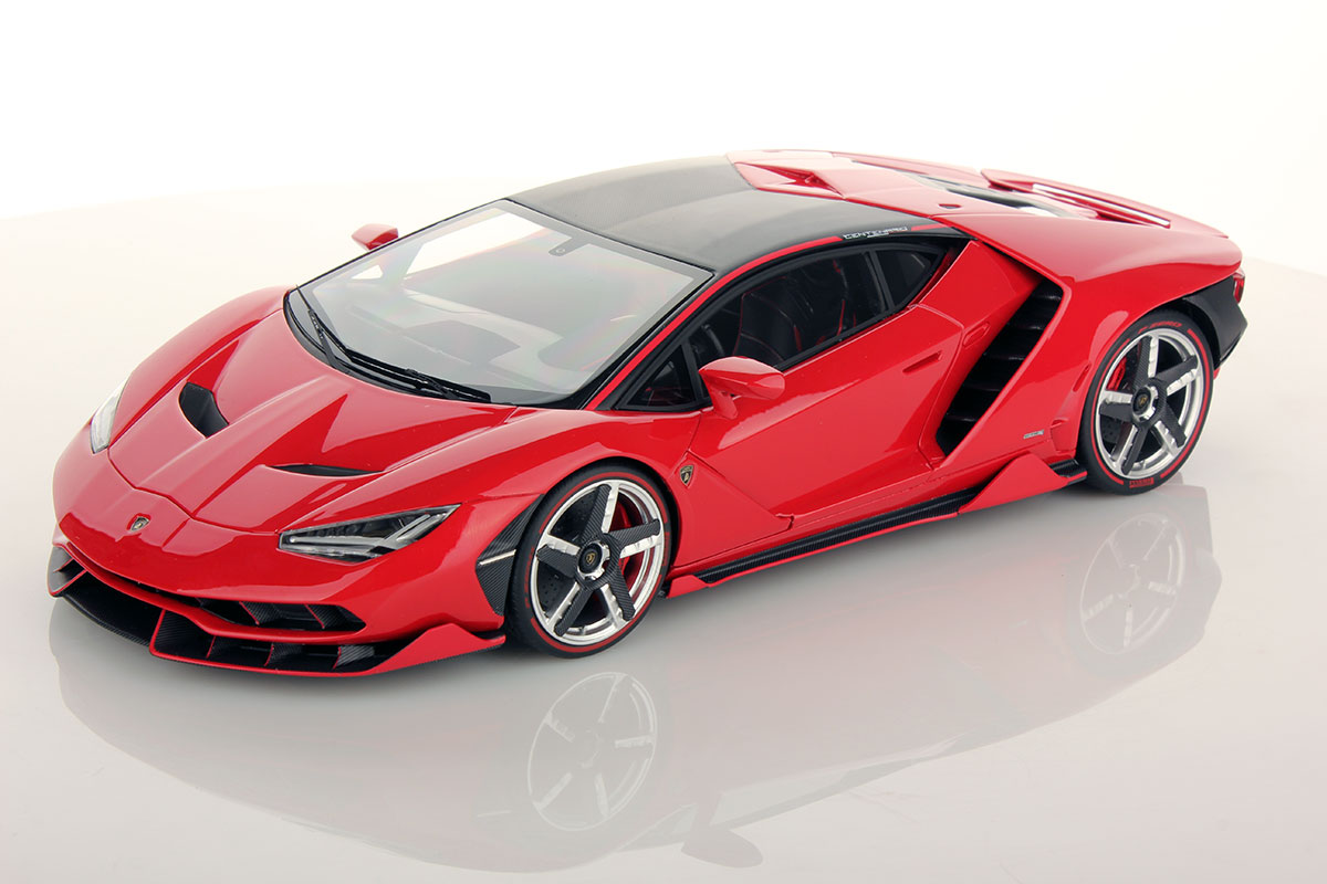 Lamborghini Centenario 1 18 Mr Collection Models