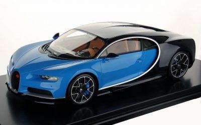 Bugatti Chiron 1:8 scale