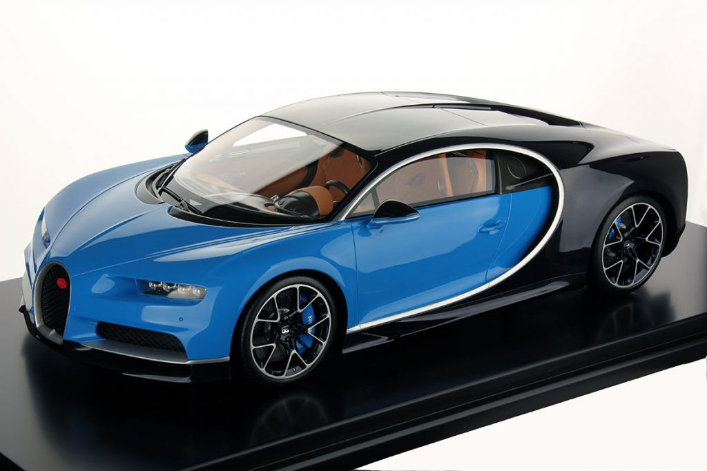 bugatti chiron 1:8 | mr collection models