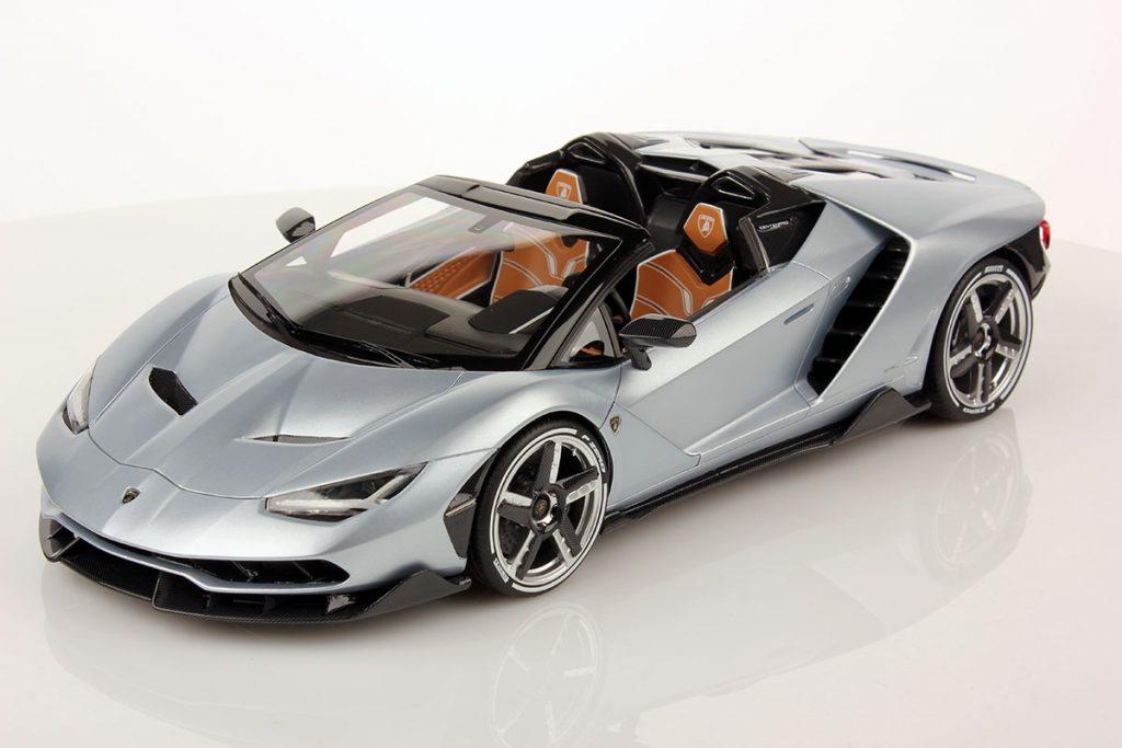 Bugatti Prize >> FIRST PICTURES OF LAMBORGHINI CENTENARIO ROADSTER 1:18 ...