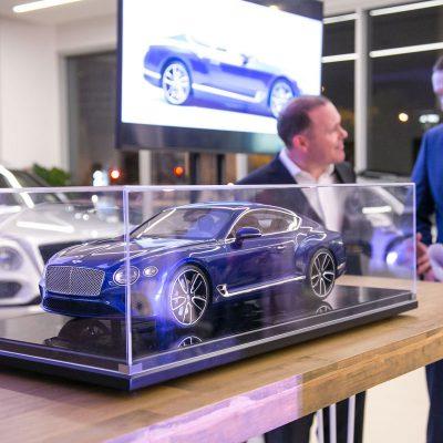 Bentley Continental GT 1:8