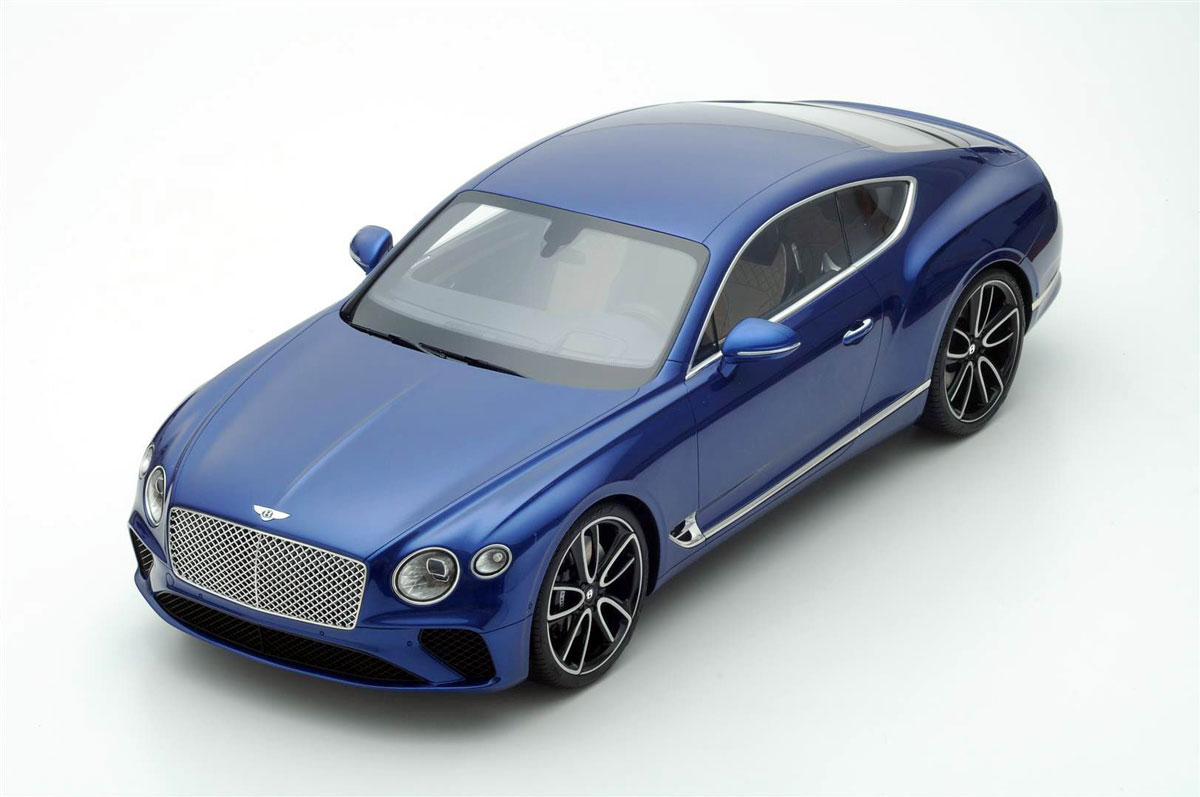 Bentley New Continental GT 1:8