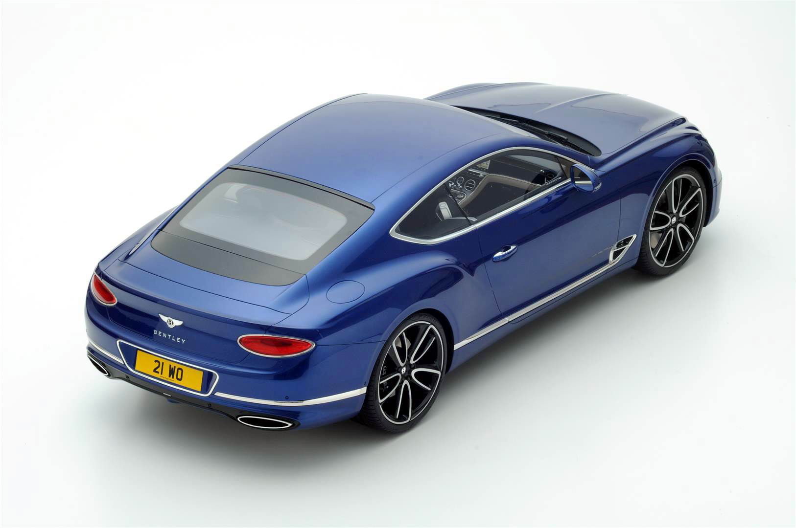bentley new continental gt 1 8 mr collection models. Black Bedroom Furniture Sets. Home Design Ideas