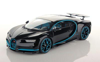 Bugatti Chiron ZERO-400-ZERO 1:18