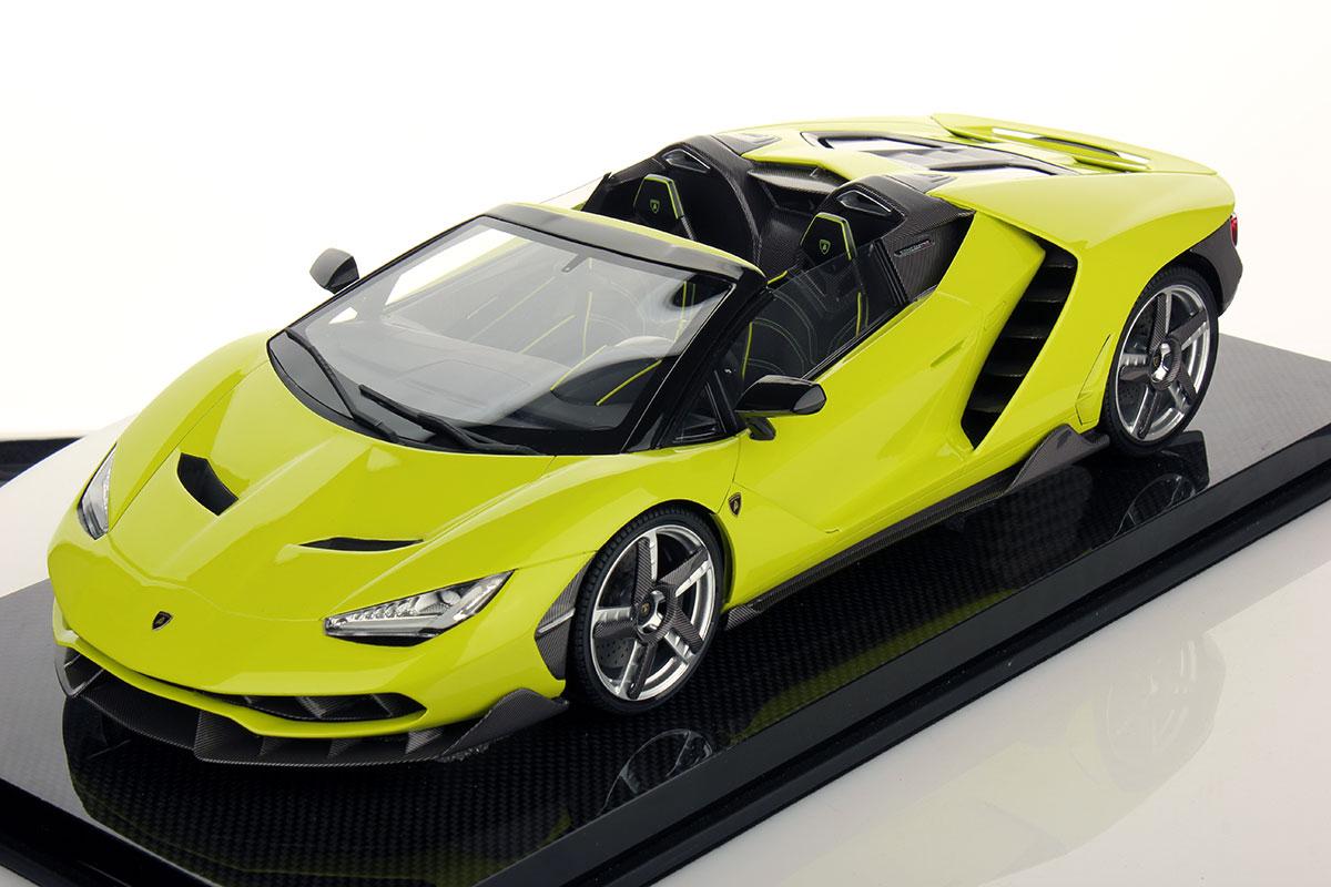 Lamborghini Contact Program Mr Collection Models