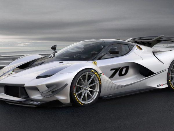 Ferrari FXX-K Evo 1:18