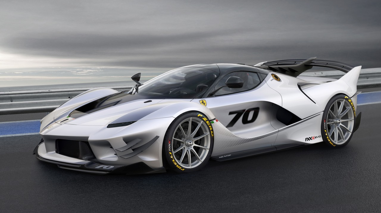 ferrari fxx k evo 1 18 mr collection models. Black Bedroom Furniture Sets. Home Design Ideas
