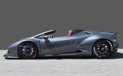 Lamborghini Huracan Spyder 1:18