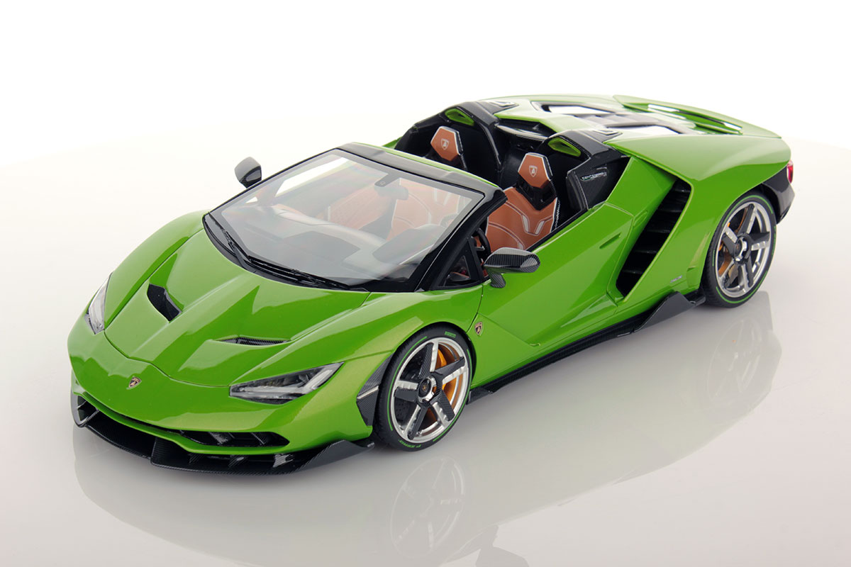 1 18 Lamborghini Mr Collection Models
