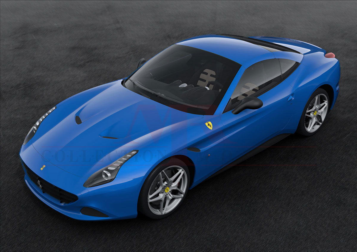 ferrari california t the mid engine 1 43 mr collection models. Black Bedroom Furniture Sets. Home Design Ideas