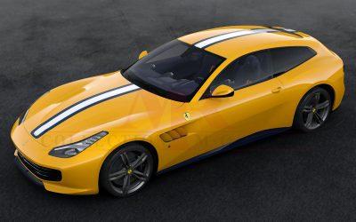 Ferrari 70th 1:43