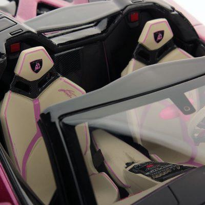 Lamborghini Aventador Roadster Giorgio Sanna 1:18