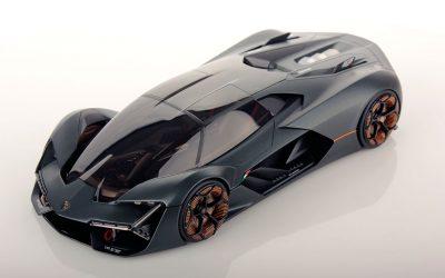 Lamborghini Terzo Millennio 1:18