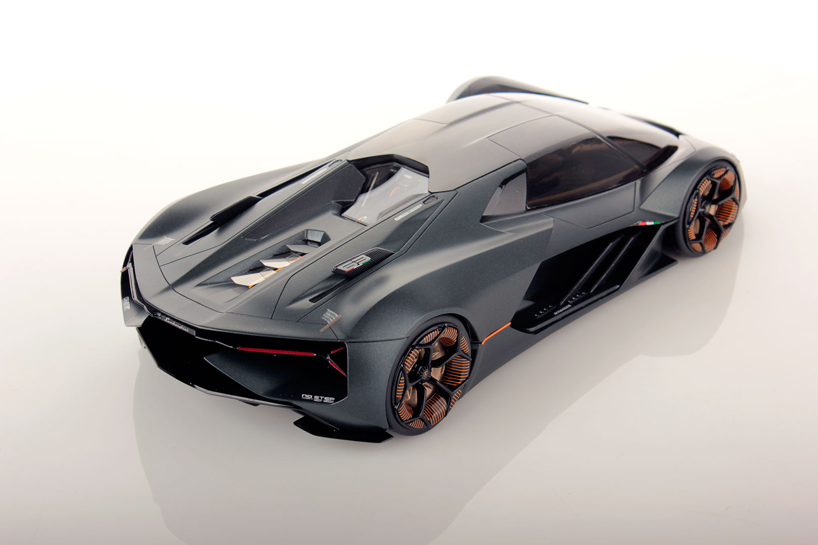 Lamborghini Terzo Millennio 1 18