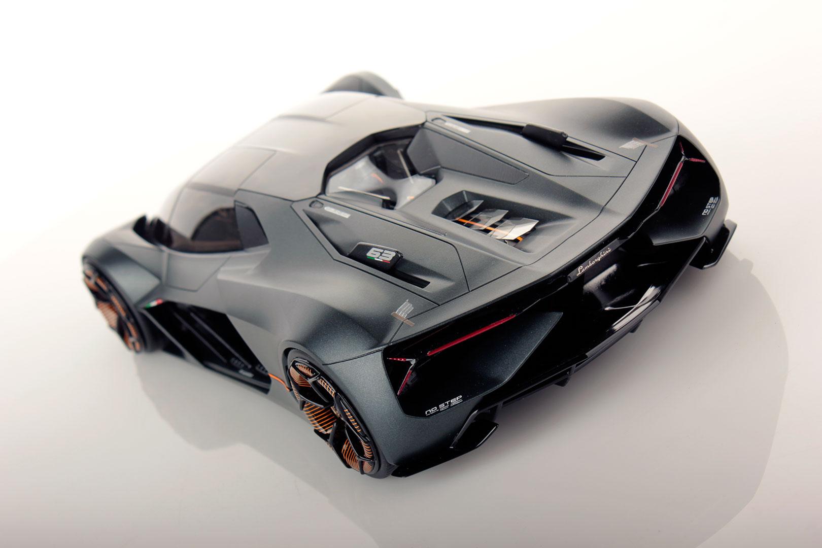 Lamborghini Terzo Millennio 1 18 Mr Collection Models