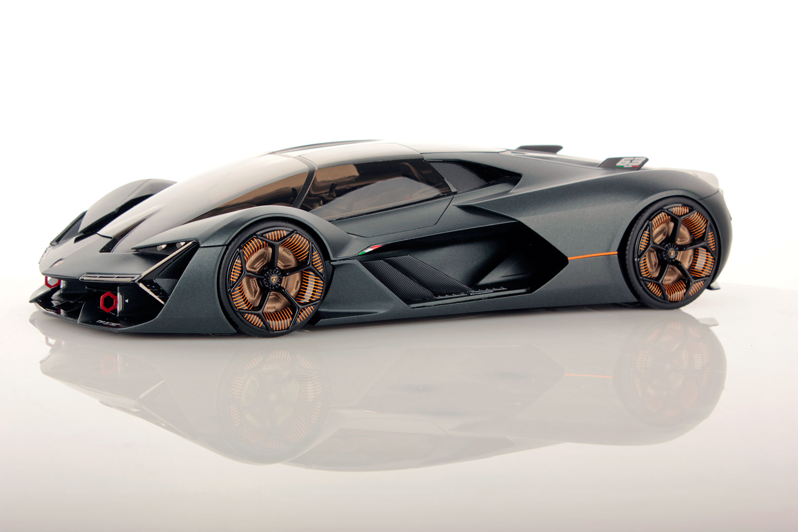 Lamborghini Terzo Millennio 1 18 Mr Collection Models