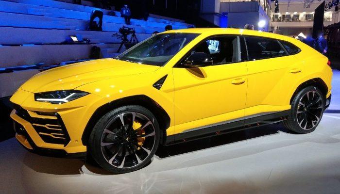 Lamborghini Urus 1:18