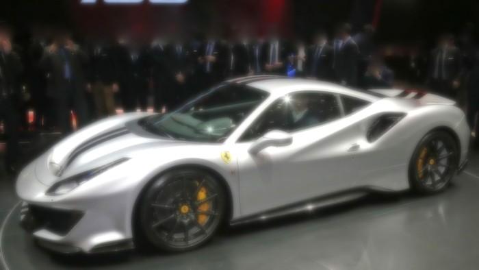 Ferrari 488 Pista 1:18
